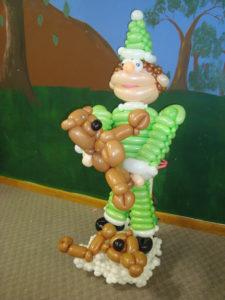 Teddy Making Elf