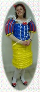 A Balloon Dress